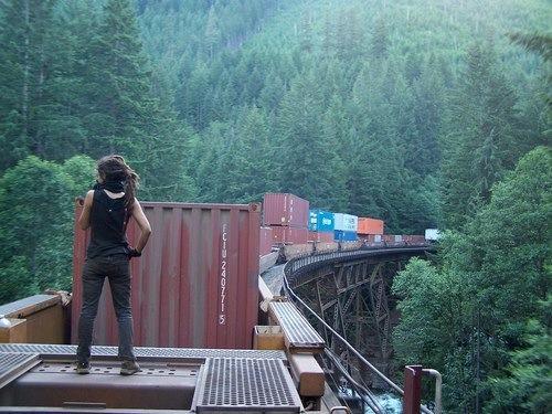 train-hop